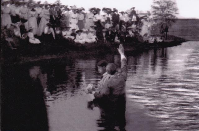 McKissick Baptism