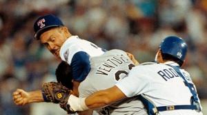 White Sox Rangers Baseball Fight