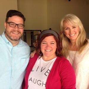 Aaron, Beth & Sheila