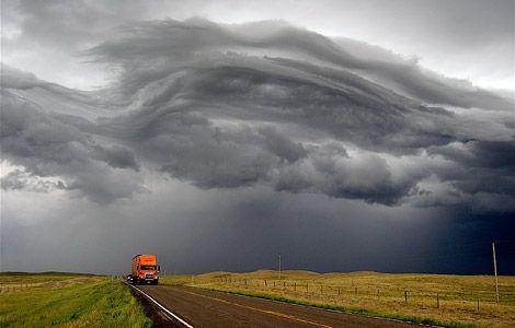 Weather - big rig